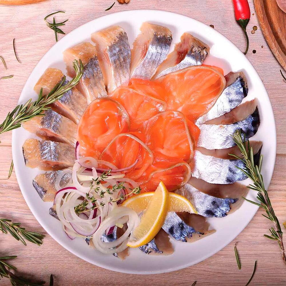 Рибна тарілка
