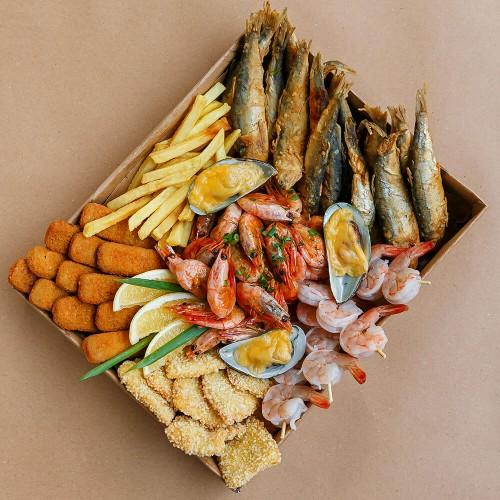 Pivobar Piсniс Box «Рибний» 1000 г (на 2х)